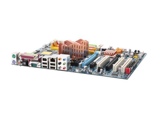 GIGABYTE GA-N650SLI-DS4 ATX Intel Motherboard
