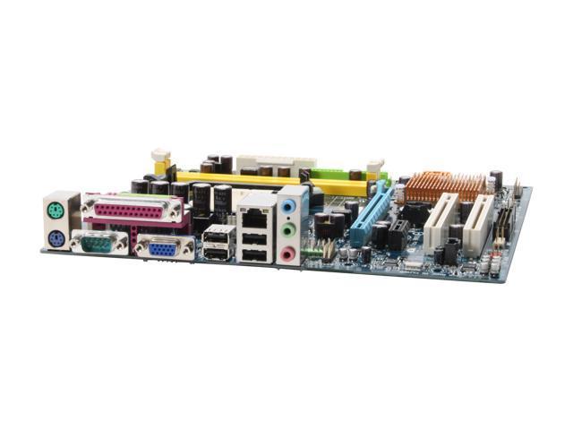 GIGABYTE GA-M61SME-S2 AM2 NVIDIA GeForce 6100 Micro ATX AMD Motherboard