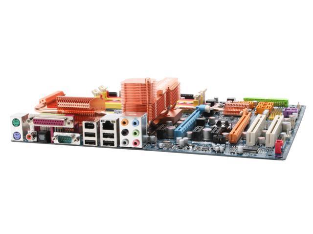 GIGABYTE GA-P35-DQ6 LGA 775 Intel P35 ATX Intel Motherboard