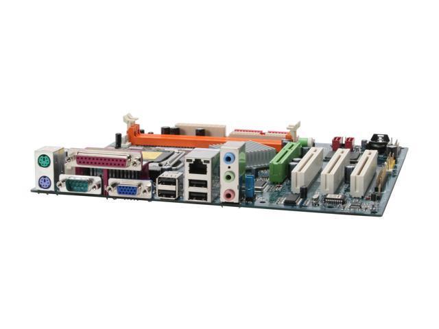 Gigabyte Technology GA-8I865GME-775-RH LGA 775/Socket T Intel Motherboard