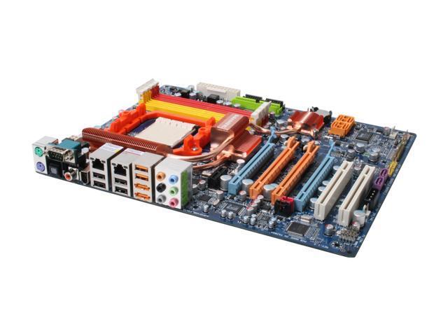 GIGABYTE GA-MA790FX-DQ6 ATX Ultra Durable II AMD Motherboard