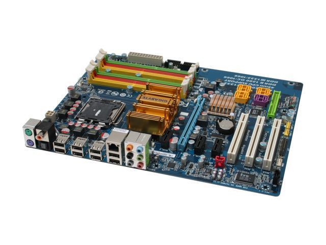 GIGABYTE GA-EP35C-DS3R ATX Dynamic Energy Saver Ultra Durable II Intel Motherboard