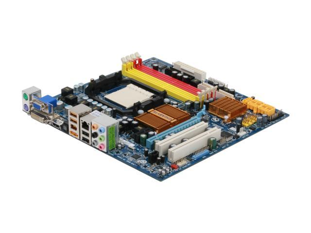 GIGABYTE GA-MA78GM-S2H Micro ATX AMD Motherboard