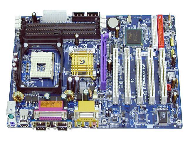 GIGABYTE GA-8IE533 478 Intel 845E ATX Intel Motherboard