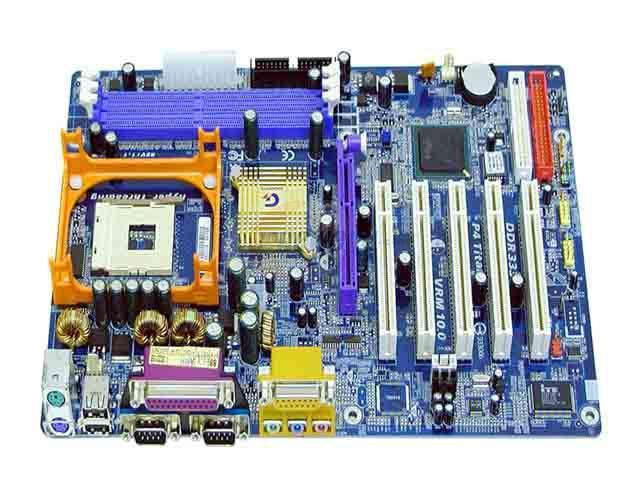 GIGABYTE GA-8PE800 ATX Intel Motherboard