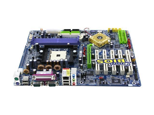 GIGABYTE GA-K8NS PRO ATX AMD Motherboard