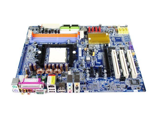 GIGABYTE GA-K8NF-9 939 NVIDIA nForce4 4X ATX AMD Motherboard