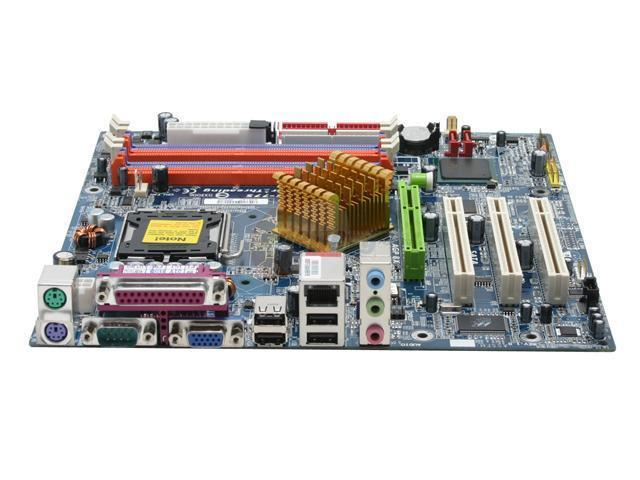 GIGABYTE GA-8I865GM-775 Micro ATX Intel Motherboard