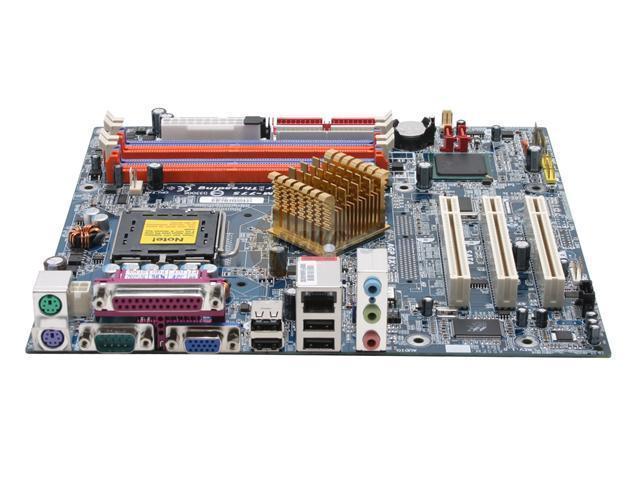 GIGABYTE GA-8I865GVM-775 LGA 775 Intel 865GV Micro ATX Intel Motherboard