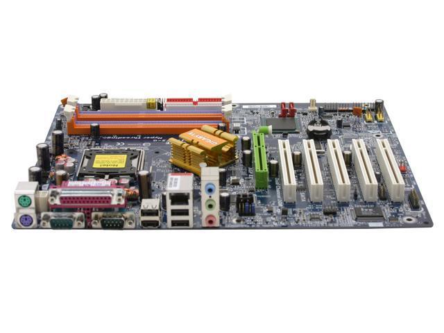 GIGABYTE GA-8IP775-G LGA 775 Intel 865P ATX Intel Motherboard