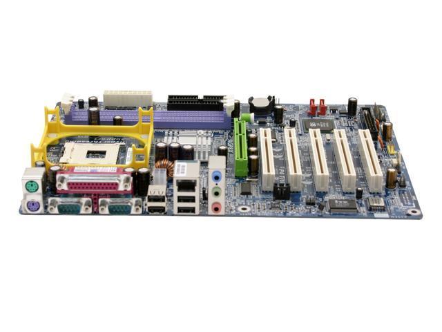 GIGABYTE GA-8S648FXP-RZ 478 SiS 648FX ATX Intel Motherboard