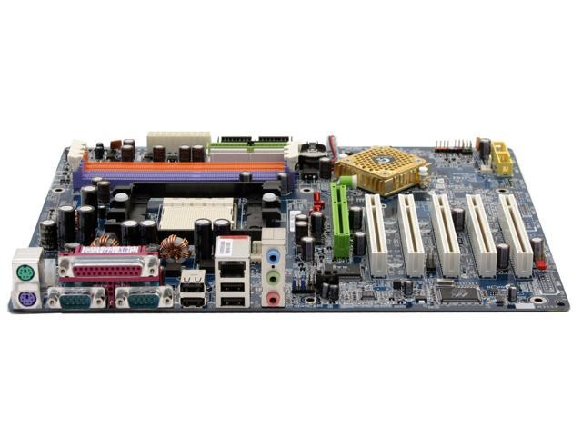 GIGABYTE GA-K8NSC-939 939 NVIDIA nForce3 250Gb ATX AMD Motherboard