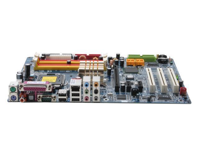 GIGABYTE GA-8I945P-G LGA 775 Intel 945P ATX Intel Motherboard