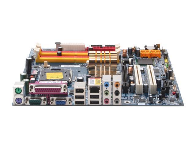 GIGABYTE GA-8I945GMF LGA 775 Intel 945G Micro ATX Intel Motherboard