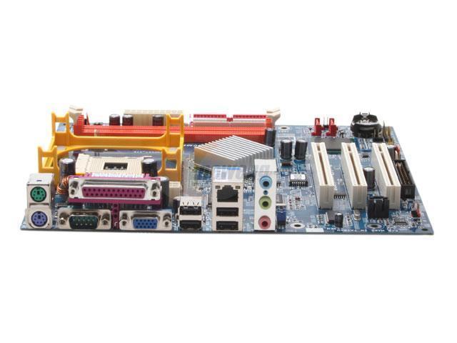 GIGABYTE GA-8I865GVME 478 Intel 865GV Micro ATX Intel Motherboard