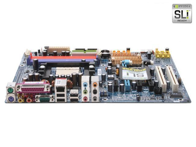 GIGABYTE GA-K8N-SLI ATX AMD Motherboard