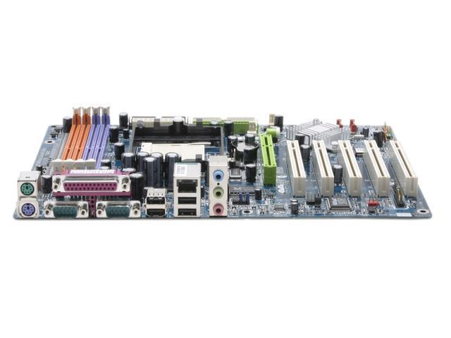 GIGABYTE GA-K8U-939 939 ULi M1689 ATX AMD Motherboard