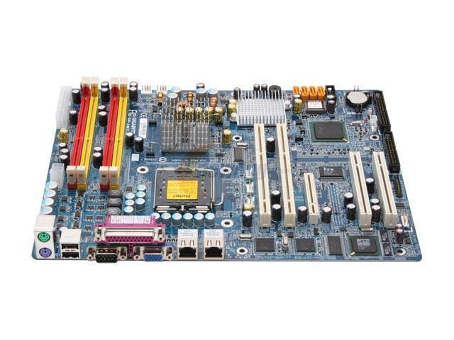 GIGABYTE GA-4MXSV ATX Server Motherboard LGA 775 Intel E7230 DDR2 667