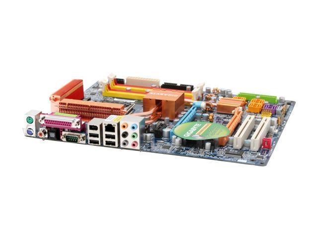 GIGABYTE GA-965P-DQ6 ATX Intel Motherboard