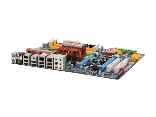 GIGABYTE GA-X48-DS4 ATX Intel Motherboard
