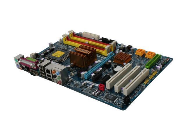 GIGABYTE GA-EP35-DS3L LGA 775 Intel P35 ATX Intel Motherboard