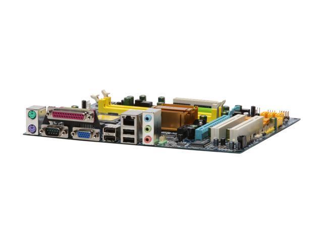 GIGABYTE GA-EG31M-S2 LGA 775 Intel G31 Micro ATX Intel Motherboard