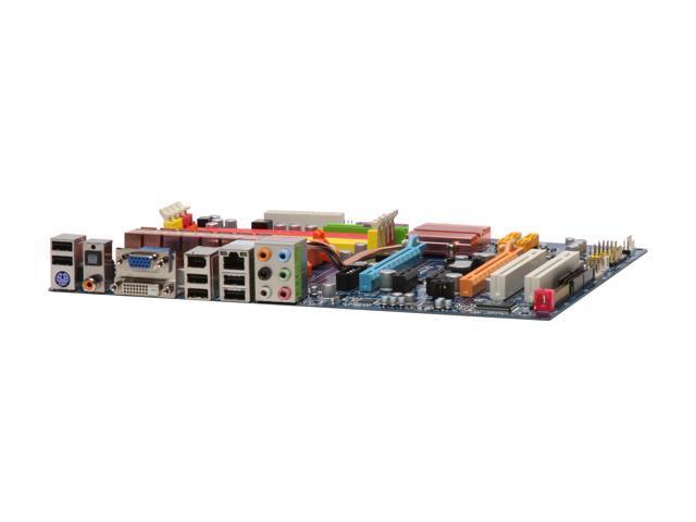 GIGABYTE GA-M750SLI-DS4 AM2+/AM2 NVIDIA nForce 750a SLI ATX AMD Motherboard