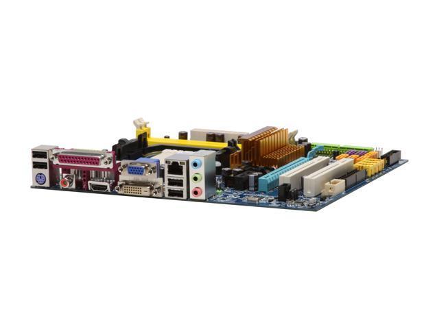 GIGABYTE GA-M78SM-S2H AM2+/AM2 NVIDIA GeForce 8200 HDMI Micro ATX AMD Motherboard