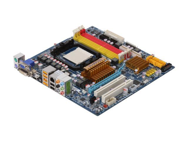 GIGABYTE GA-MA78GPM-DS2H Micro ATX AMD Motherboard
