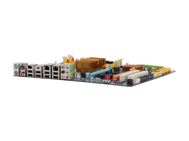GIGABYTE GA-EP45-DS3R LGA 775 Intel P45 ATX Intel Motherboard