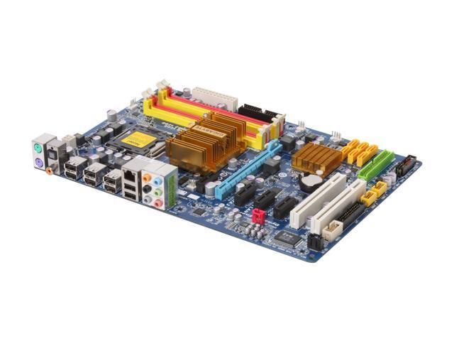 GIGABYTE GA-EP45-DS3L LGA 775 Intel P45 ATX Intel Motherboard