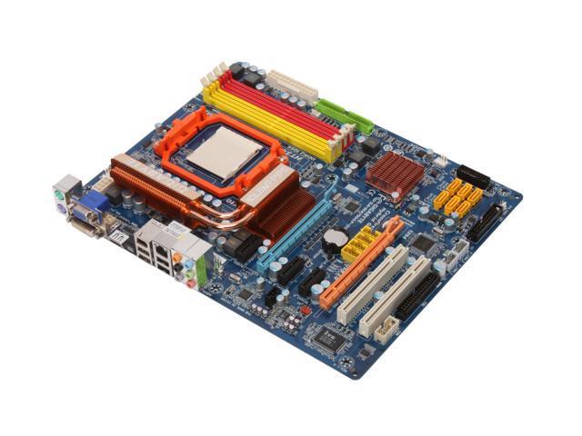 GIGABYTE GA-MA790GP-DS4H AM2+/AM2 AMD 790GX HDMI ATX AMD Motherboard