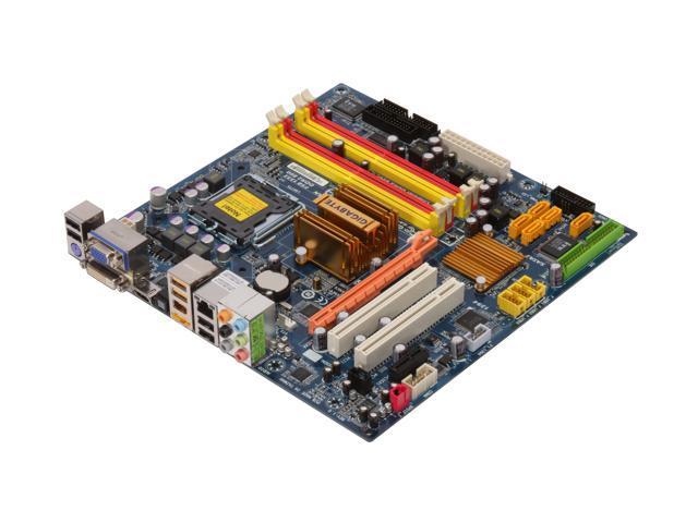 GIGABYTE GA-EG43M-S2H LGA 775 Intel G43 HDMI Micro ATX Intel Motherboard