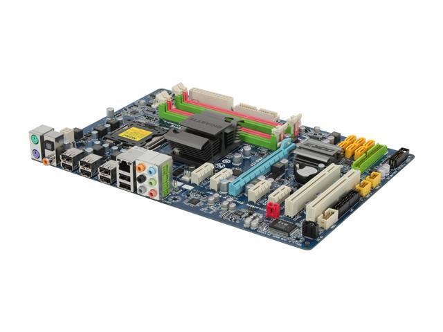 GIGABYTE GA-EP45T-UD3LR LGA 775 Intel P45 ATX Intel Motherboard