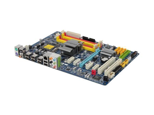 GIGABYTE GA-EP45-UD3L ATX Intel Motherboard