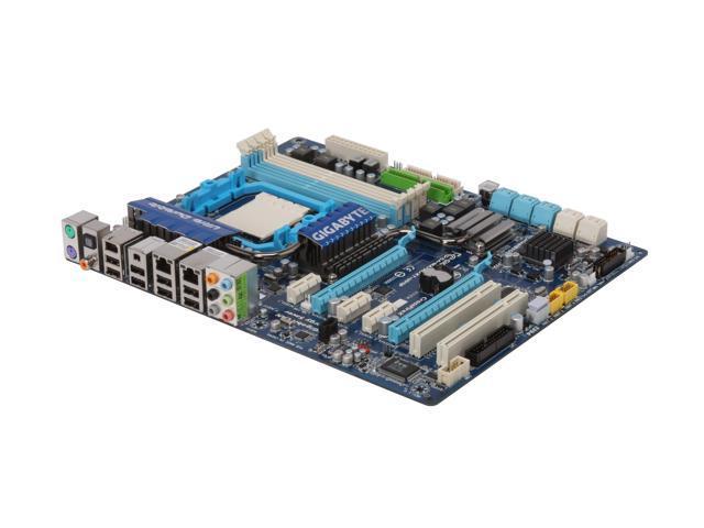 GIGABYTE GA-MA790FXT-UD5P ATX AMD Motherboard