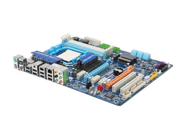 GIGABYTE GA-MA790XT-UD4P AM3 DDR3 AMD 790X ATX AMD Motherboard