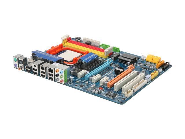 GIGABYTE GA-MA790X-UD4 ATX AMD Motherboard