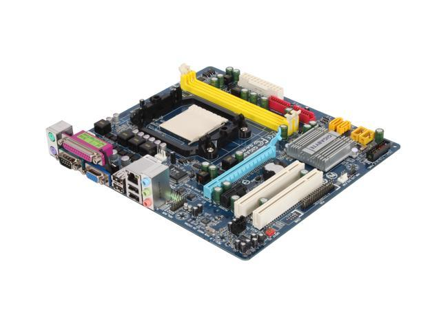 GIGABYTE GA-M61PME-S2P Micro ATX AMD Motherboard