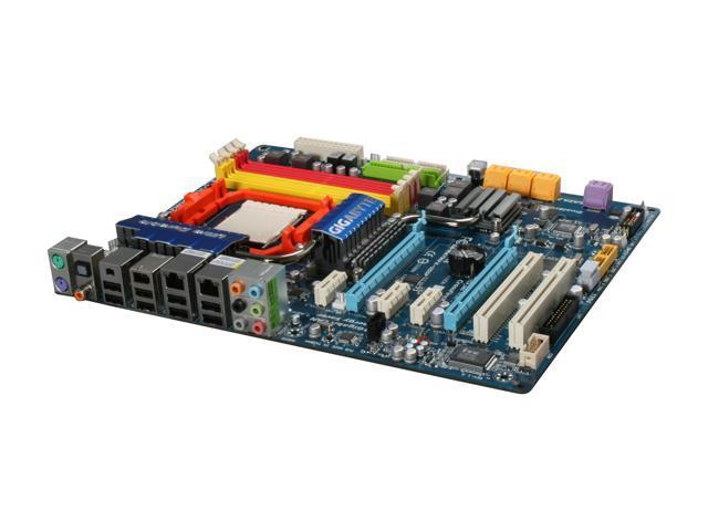 GIGABYTE GA-MA790FX-UD5P ATX AMD Motherboard