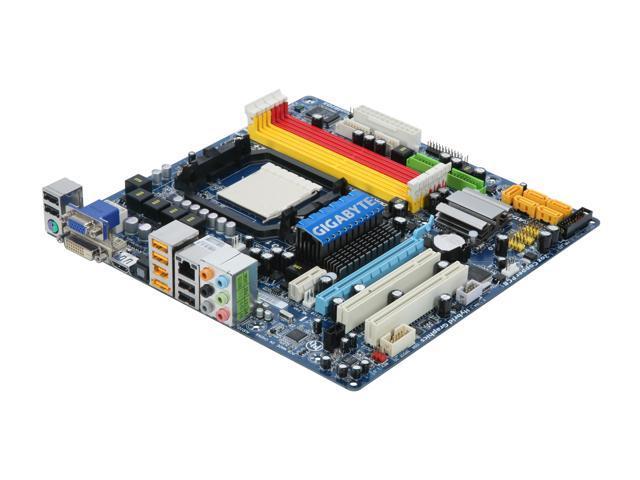 GIGABYTE GA-MA785GM-US2H Micro ATX AMD Motherboard