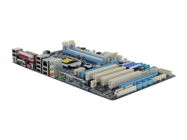 GIGABYTE GA-P55-UD3L LGA 1156 Intel P55 ATX Intel Motherboard