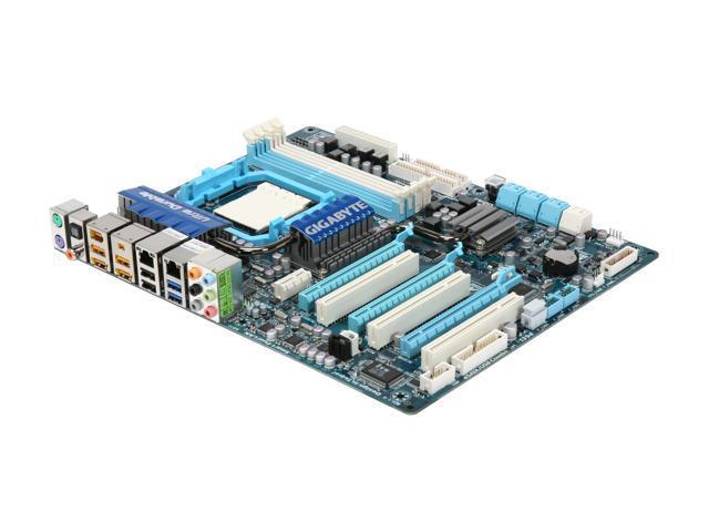 GIGABYTE GA-790FXTA-UD5 AM3 AMD 790FX SATA 6Gb/s USB 3.0 ATX AMD Motherboard