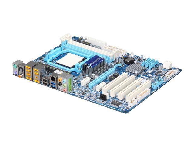 GIGABYTE GA-770TA-UD3 AM3 AMD 770 SATA 6Gb/s USB 3.0 ATX AMD Motherboard