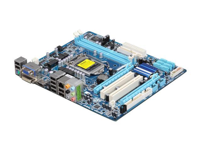 GIGABYTE GA-H55M-S2H LGA 1156 Intel H55 HDMI Micro ATX Intel Motherboard