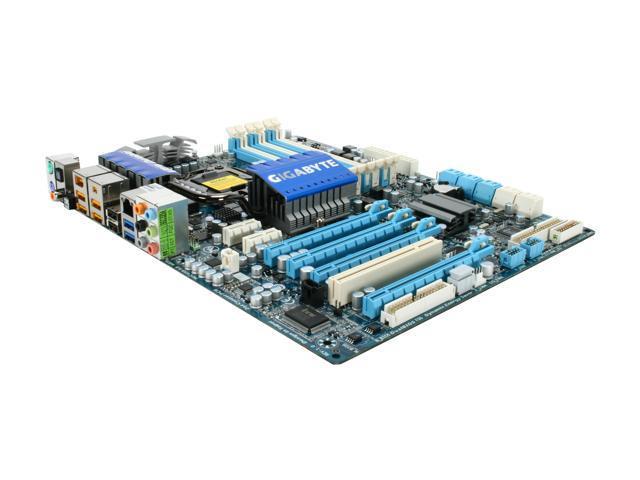 GIGABYTE GA-X58A-UD3R LGA 1366 Intel X58 SATA 6Gb/s USB 3.0 ATX Intel Motherboard