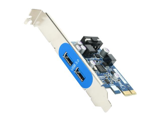 GIGABYTE Model GA-USB3.0 USB 3.0 Adapter