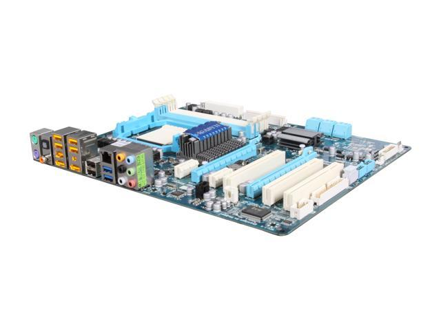 GIGABYTE GA-790XT-USB3 ATX AMD Motherboard