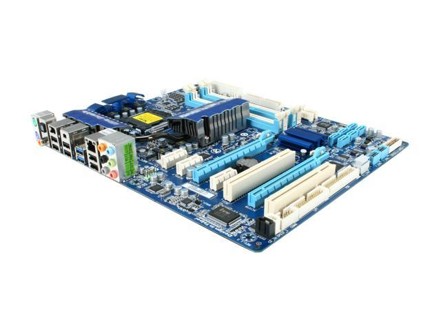 GIGABYTE GA-EP45T-USB3P ATX Intel Motherboard