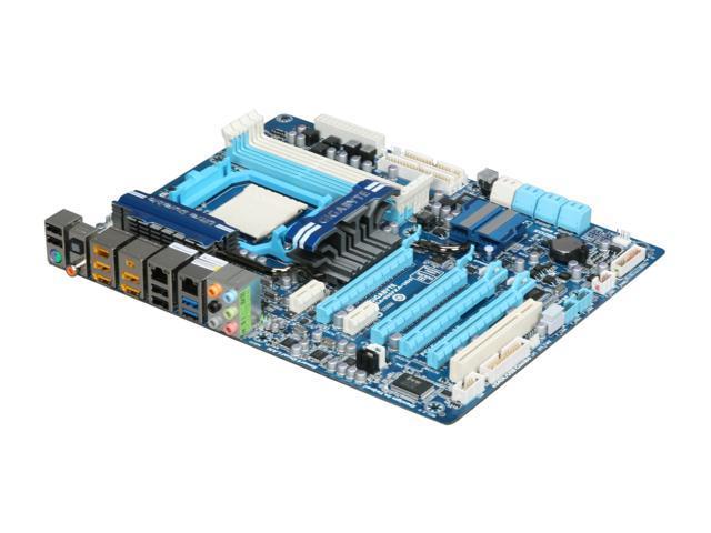GIGABYTE GA-890FXA-UD5 AM3 AMD 890FX SATA 6Gb/s USB 3.0 ATX AMD Motherboard